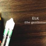ELK(the gentleman) by BaksLiquidLab.【リキッド】絶賛リピート中!!