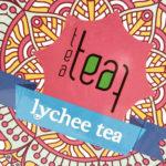 Tea leaf lychee tea 【リキッド】レビュー