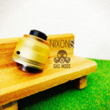NIXON S RDA by Gas Mods【アトマイザー】レビュー