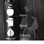 Apple Wood Tobacco(AWT) by The Refined Vaper【リキッド】レビュー