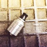 Holic MTL RDA by Vapefly【アトマイザー】レビュー